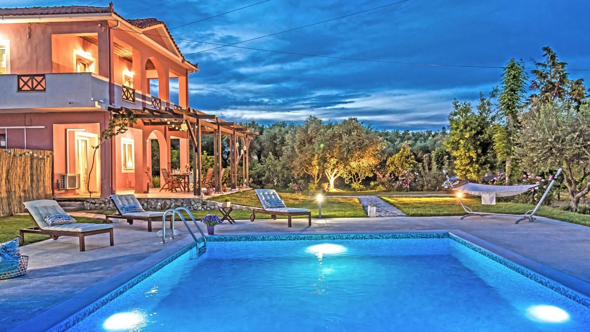 Villa Romano Zante Zakynthos Greece
