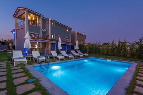 Villa Shameti Zakynthos Greece