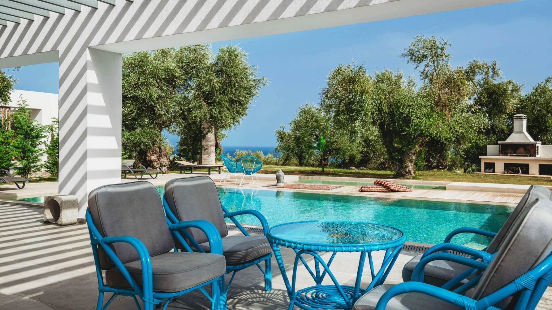 Azimut Villas Zante Zakynthos Greece