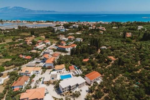 Potamitis Studios Ηotel Zakynthos Greece