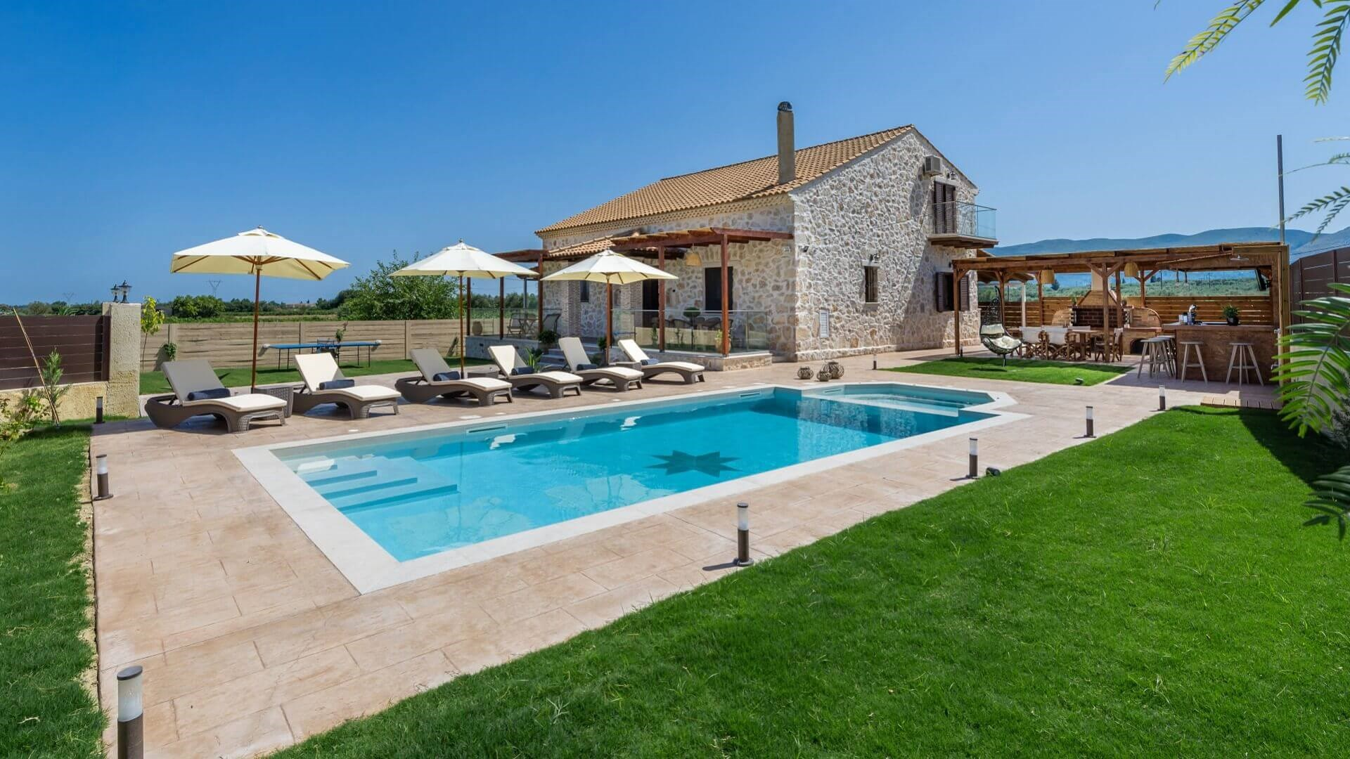 La Vite Villa Zante Zakynthos Greece