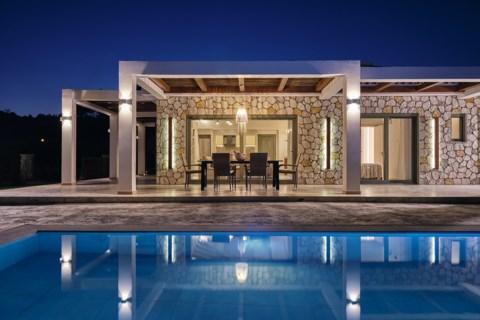 Gerakas Luxury Villas Zakynthos Greece