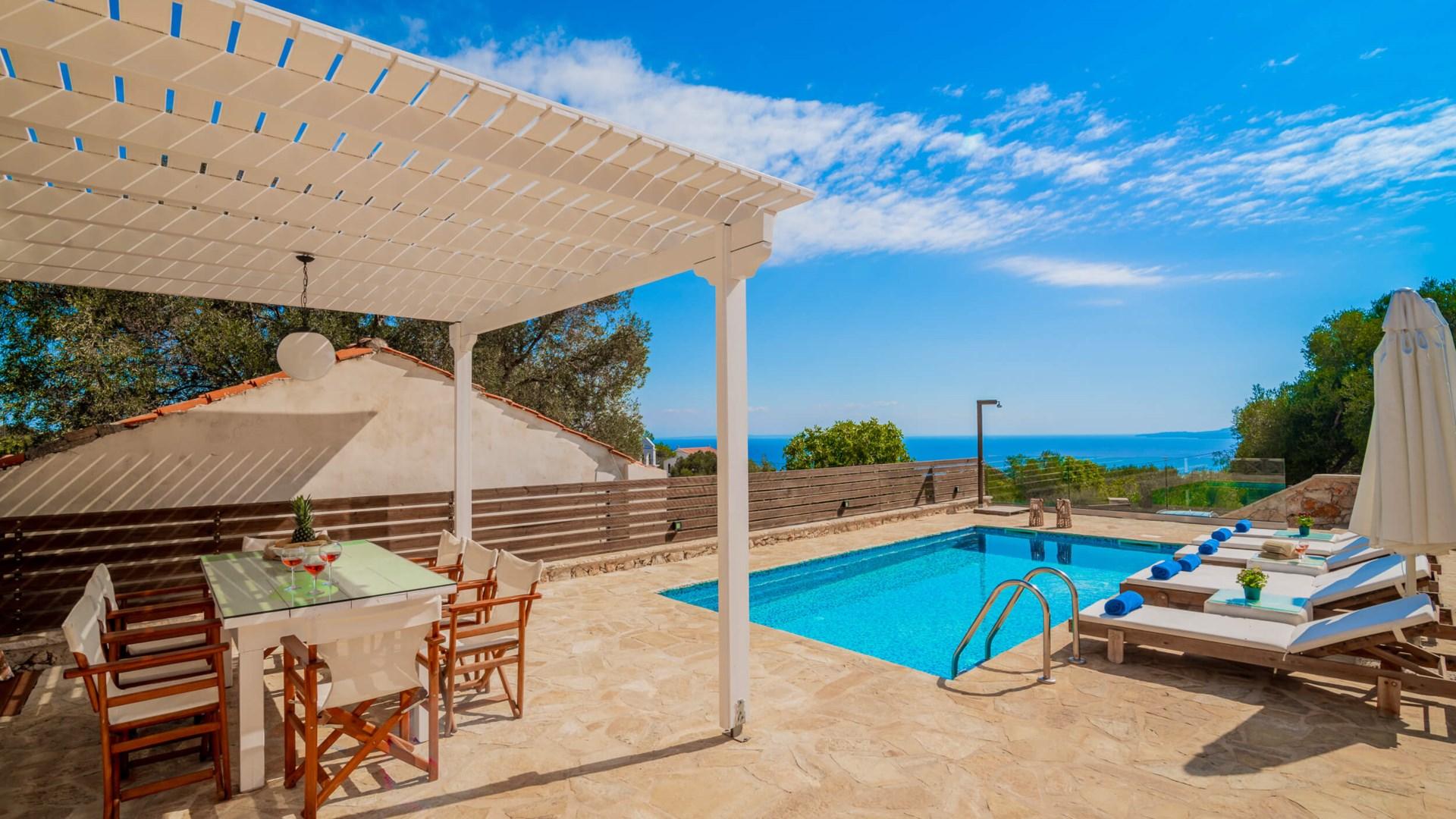 Villa Daniela Zante Zakynthos Greece