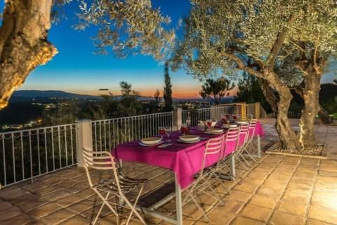 Villa Oliva Zakynthos Greece