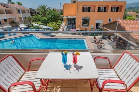 Oscar Hotel Holidays in Zakynthos Greece