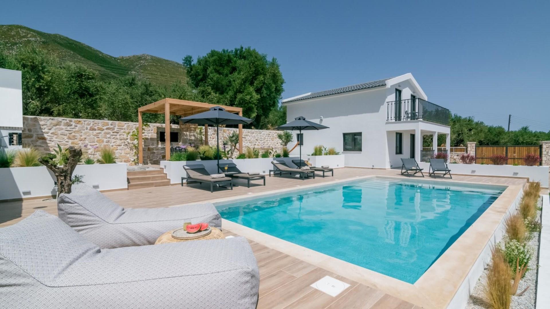 Villa Verde Zante Zakynthos Greece